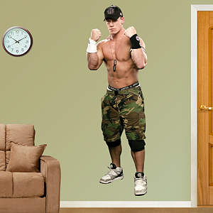 John Cena Fathead Wall Decal